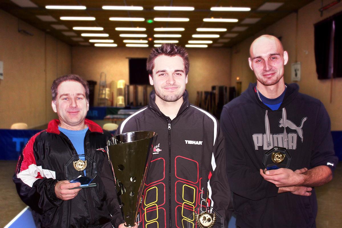Pascal MICHAUD, Florian TRUCHOT et Jean-Philippe COLLAUDIN
